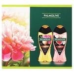 Подарочный набор Palmolive Гель для душа макадамия 250мл + гель для душа инжир 250 мл