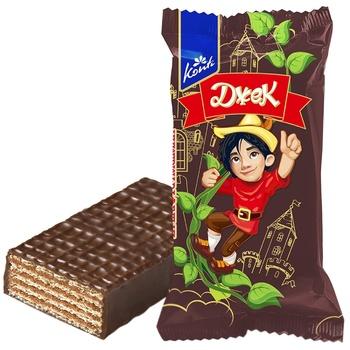 Конфеты Konti Шоколадные истории Джек - купить, цены на ЕКО Маркет - фото 1