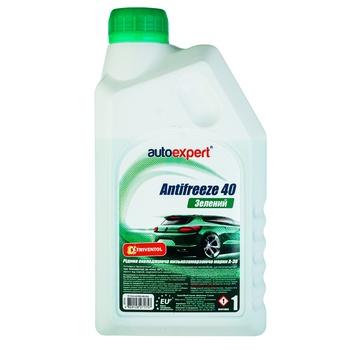 Антифриз Autoexpert -38°C зеленый 1л