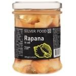 Рапан Silver Food в олії 170г