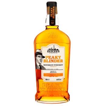 Peaky Blinder Bourbon Whiskey 40% 0.7l