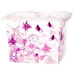 Ящик для хранения Keeeper Puple romance 2812 20.5л