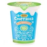 Dobryj Zvychaj Sour Cream 15% 370g