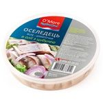 O'More Herring with Onion in Oil 180g