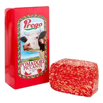 Сир Prego Pomadore Piccante 45%