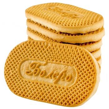 Печенье Первый Ряд Болеро с ароматом топленого молока