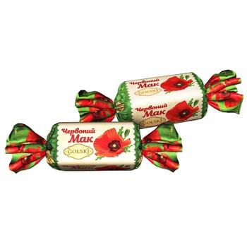 Golski Red Poppy Candy - buy, prices for EKO Market - photo 1