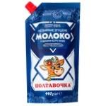Молоко згущене Полтавочка Преміум 8.5% 440