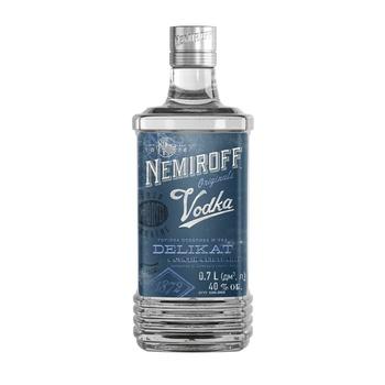 Nemiroff Delikat Soft Special Vodka 40% 0,7l - buy, prices for CityMarket - photo 1