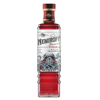 Nemiroff Tincture Wild Cranberry De Luxe FV 40% 0,5l - buy, prices for EKO Market - photo 1