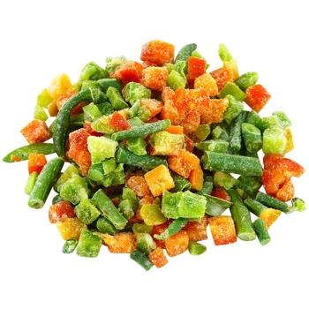 Смесь овощная Фуршет для омлета свежемороженая весовая
