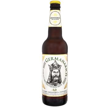 Пиво Germanarich светлое 6% 0,5л