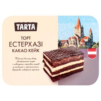 Торт Tarta Эстерхази какао 330г