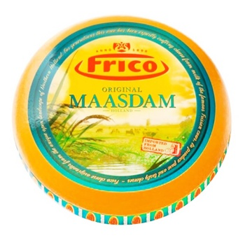 Сир Frico Мааздам 45% - купити, ціни на ЕКО Маркет - фото 2