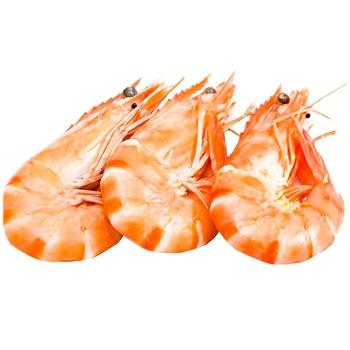 Frozen Shrimp without Glaze 90/120 - buy, prices for EKO Market - photo 1