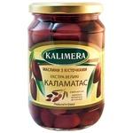 Маслины Kalimera Каламатас Экстра Большие с косточкой 201/230 720мл