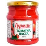 Gurman Tomato Paste 25% 485g