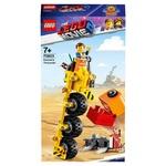 Конструктор Lego Триколісний велосипед Еммета 70823