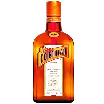 Cointreau liqueur 700ml - buy, prices for Furshet - photo 1