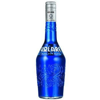 Ликер Volare Blue Curacao 22% 0,7л - купить, цены на МегаМаркет - фото 1