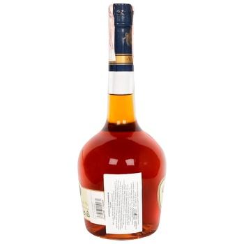 Коньяк Courvoisier VS с 2 бокалами 40% 0,7л - купить, цены на Таврия В - фото 3