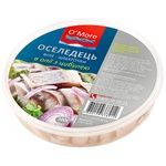 O'More Herring in Oil with Onion 300g