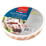 O'More Herring in Oil with Spices 300g