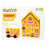 Конструктор Cubika candy shop