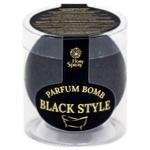 Бомба парфумована для ванн Flory Спрей Блек Стайл 110г