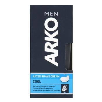 Крем Arko Сool Men охлаждающий после бритья 50мл