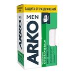 Бальзам після гоління Arko Men Anti-Irritation Захист від подразнень 150мл