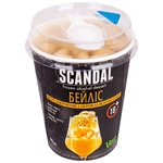 Десерт Scandal Бейліз з лікер.на мол.осн.замор.90г