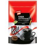 Кава Перший Ряд натуральна розчинна гранульована 100г