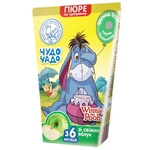 Chudo-Chado for babies 6 months apple puree 130g