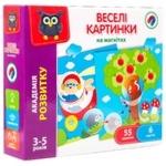 Гра настільна Vladi Toys Веселі картинки укр