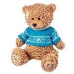 Игрушка мягкая Stip Медвежонок в свитере 35см
