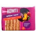 Хлебцы Ломти лук и овощи 100г