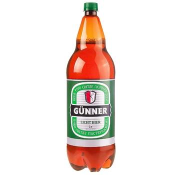 Gunner Light Beer 2l - buy, prices for EKO Market - photo 1