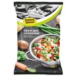 Овочі Добрий Звичай для смаження 400г - купити, ціни на ЕКО Маркет - фото 1