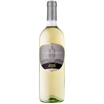 Вино Terre Passeri Bianca біле сухе 10,5% 0,75л - купити, ціни на CітіМаркет - фото 1