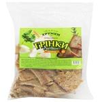 Fajni Khrumky Garlic Flavored Wheat-Rye Croutons 100g