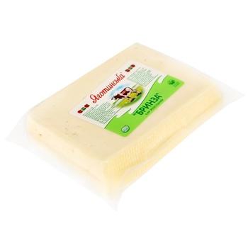 Yagotinsky Brinza Picked Cheese 45% - buy, prices for CityMarket - photo 1