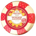 Shostka Russian Hard Cheese 50%