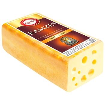 Ryki Ramses Hard Cheese 45% - buy, prices for CityMarket - photo 1