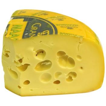 Сир Grand`Or Мааздам твердий 45% - купити, ціни на CітіМаркет - фото 2