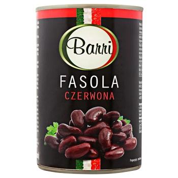 Фасоль Barri красная 0,425л