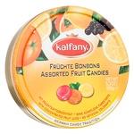 Льодяники Kalfany фруктові 150г