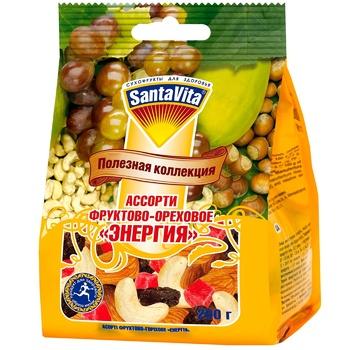 Santa vita dried fruit and mix nuts 200g