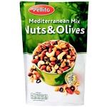Смесь Pellito Средиземноморская Орехи и оливки 125г
