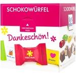 Конфета шоколадная RITTERSPORT Dankechon 176г